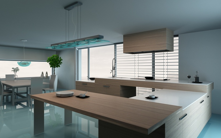 Waterborne UV finish highly resistant to scratch. 